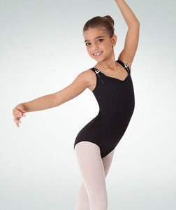Child Tank Leotard 2436