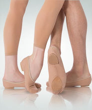 Body Wrappers Stretch Canvas Jazz Shoe 402A