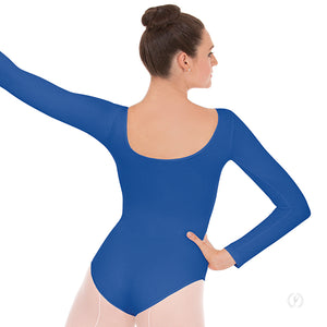 Womens Long Sleeve Leotard
