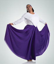 Body Wrappers Praise Dance Skirt 502