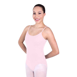 Body Wrappers Camisole Strapback Leotard