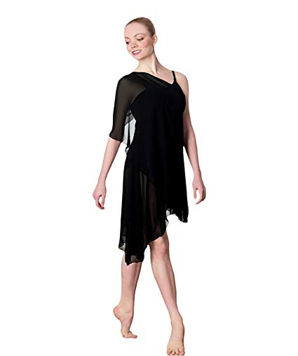 Convertible Asymmetrical Dance Dress