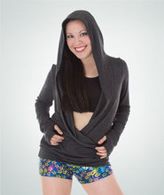 Body Wrappers Hooded Pullover 8520