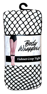 Adult Total Stretch Crop fishnet tights