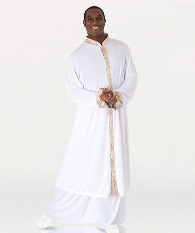 Mens Dance Robe