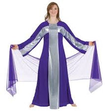 Womens Praise Dance Cross Component Robe 513