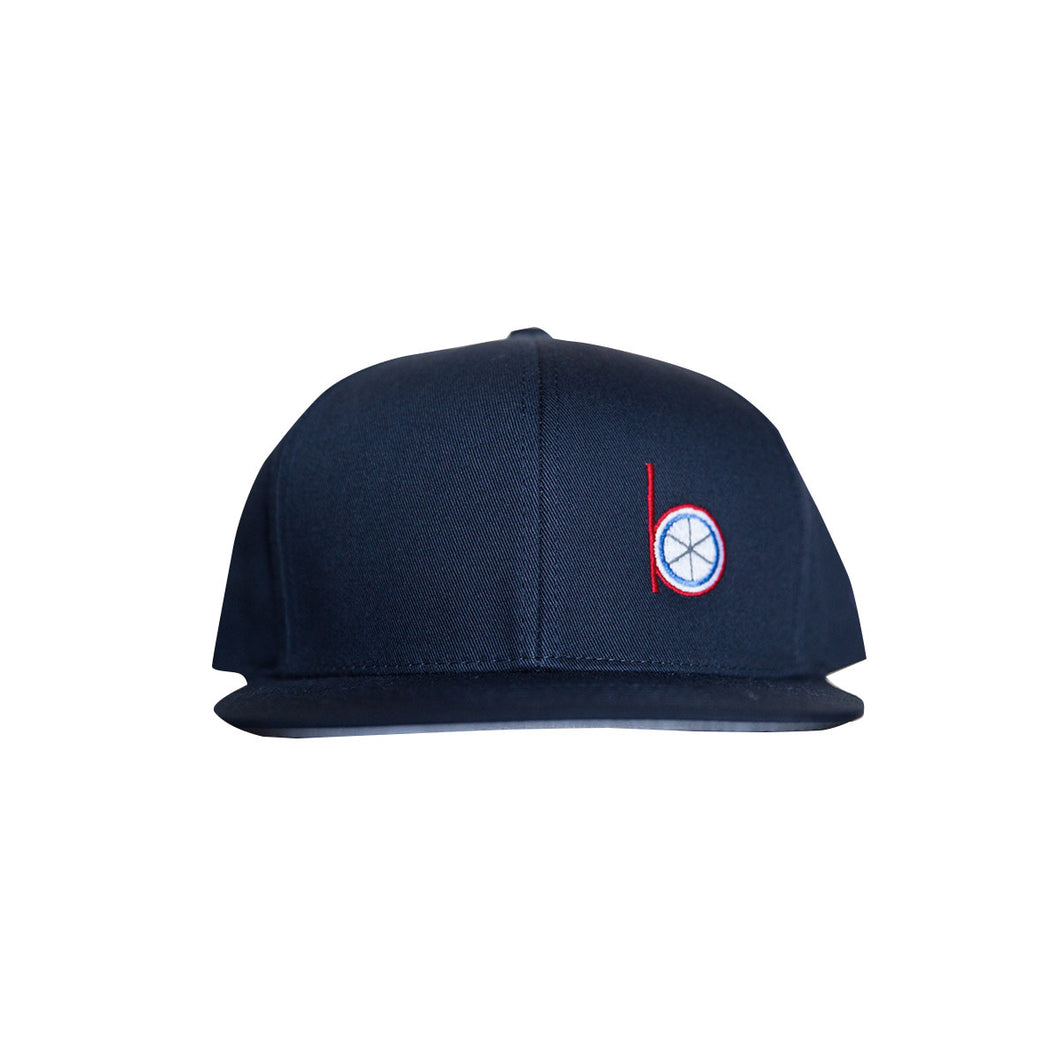 Level Wear Snap Back hat - Navy
