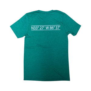 Green GPS Shirt