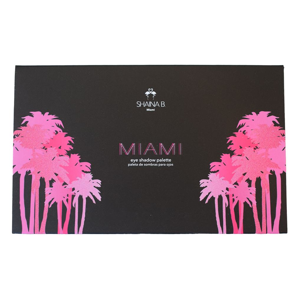 Miami Mini Palette - Eye Shadow