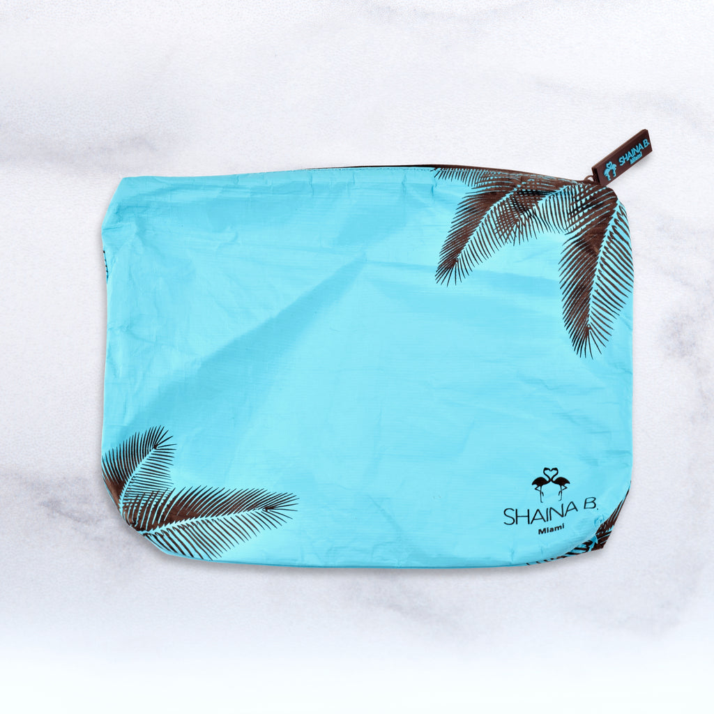 Spill-Proof Makeup Bag