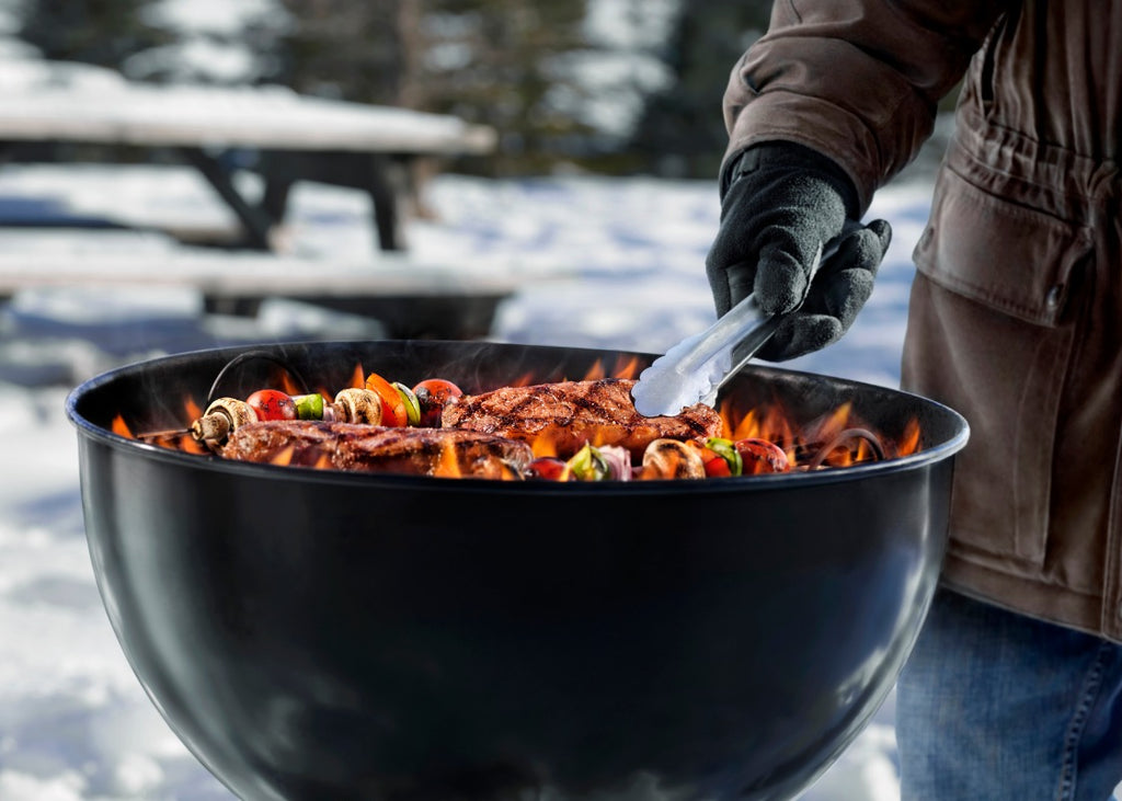 3 reasons to use your BBQ in winter