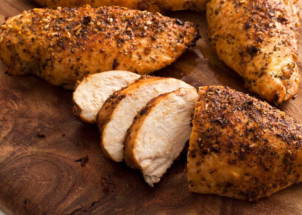 VG Meats offers Locally Raised and Processed Chicken Products