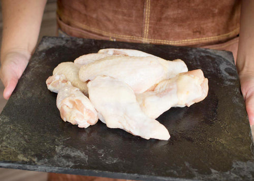 Whole Split Chicken Wings - (700 grams per package)