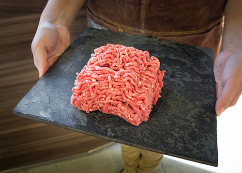 1 pound Lean Ground Beef - 1lbs per pcs (454 grams per package)
