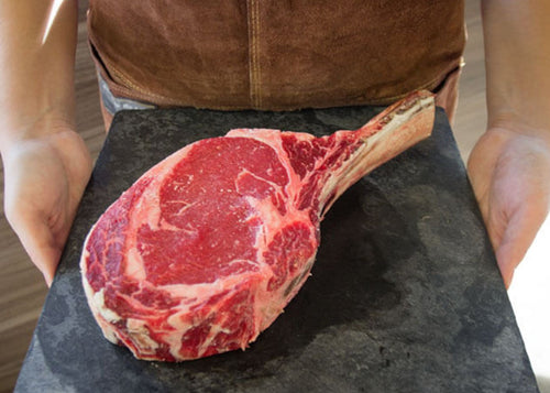 Tomahawk Rib Steak 32 oz