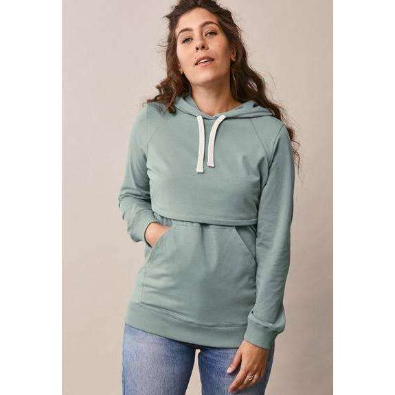 boob B Warmer Nursing Hoodie with Pocket