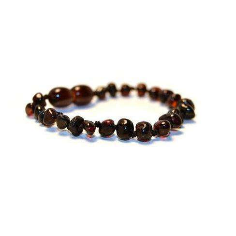 Baltic Amber Teething Bracelet/Anklet