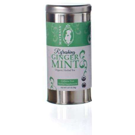 Matraea Ginger Mint Organic Tea