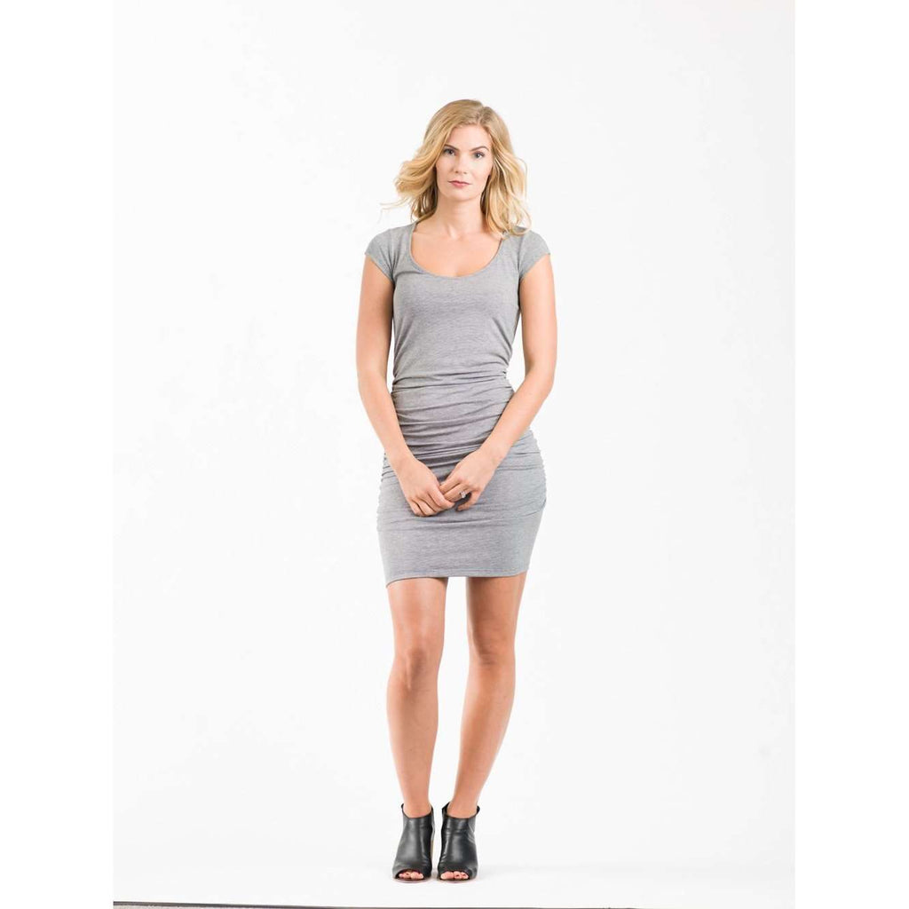 Au Fait Mama Ruched Nursing Dress