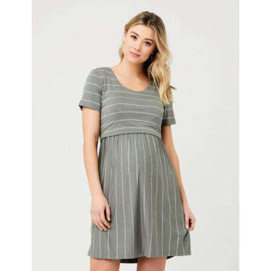 Ripe Crop Top Nursing Dress