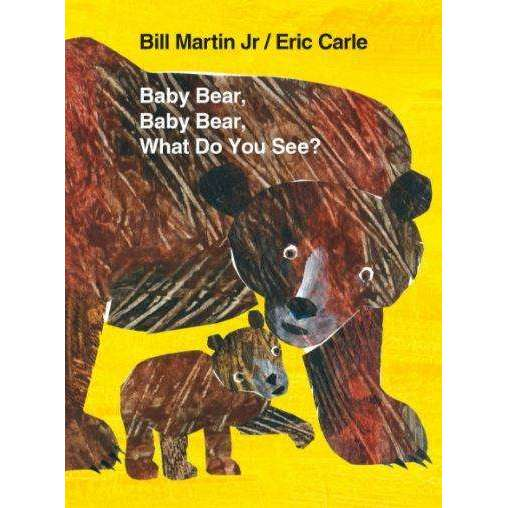 Baby Bear, Baby Bear, What do you See? Boardbook