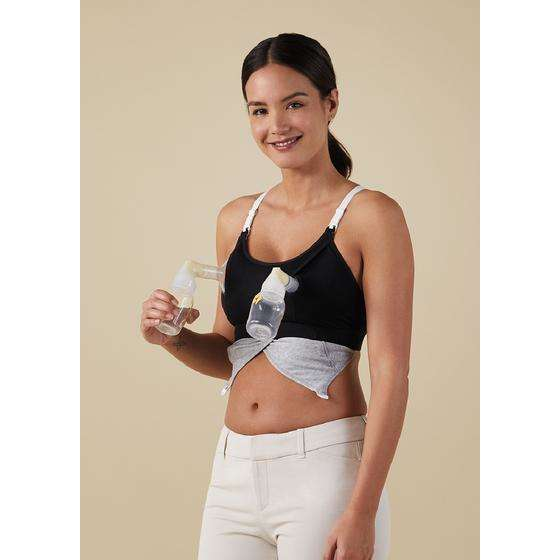 Nursing Bras, Bravado Clip and Pump Bra