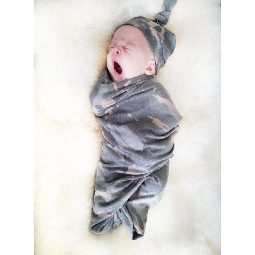 Urban Baby Apparel Swaddle Set