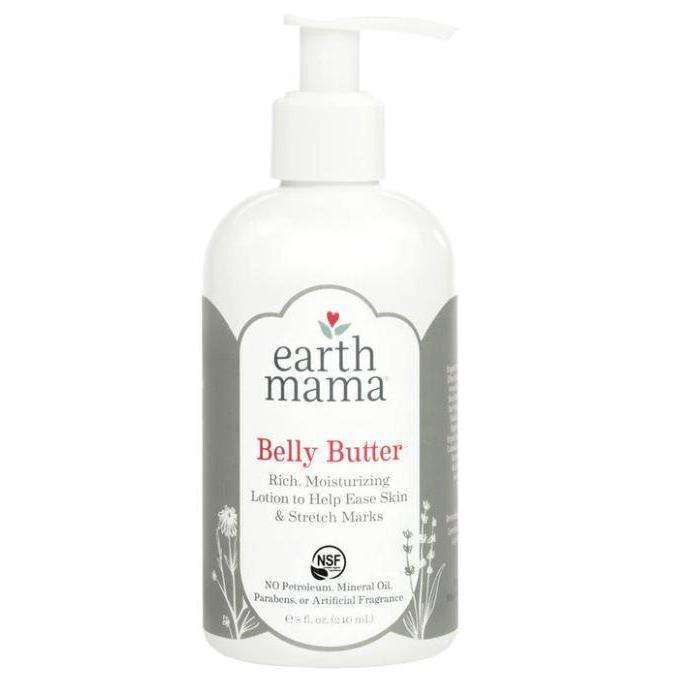 Maternity Support, Earth Mama Belly Butter
