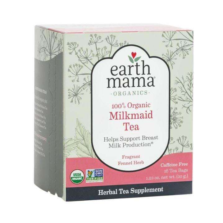 Nursing Gear, Earth Mama Organic Milkmaid Tea