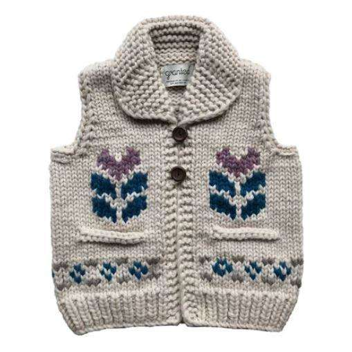 Granted Sweater Company Kids Vest