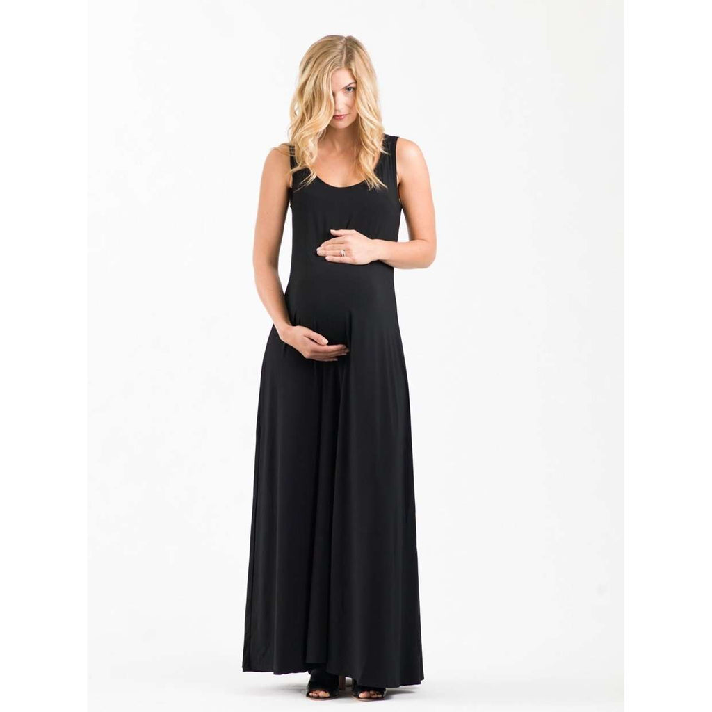 Au Fait Mama Nursing Maxi Dress