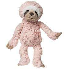 Mary Meyer Blush Putty Sloth 10""