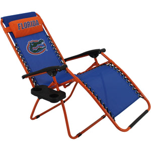 Zero Gravity Chair College Covers Florida Gators Football Lounge Patio Lawn garden Furniture Home - FruitPaunch Gifts