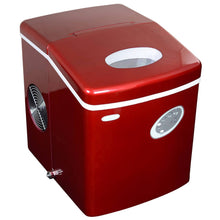 Portable Ice Maker NewAir Kitchen Outdoors Black/Red/Silver 3 Settings Party Home - FruitPaunch Gifts