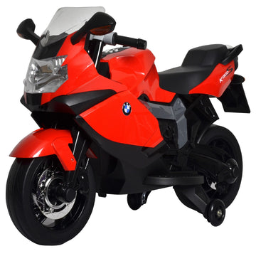 red kids motorcycle ride on toys 6-12 years bmw boys girls