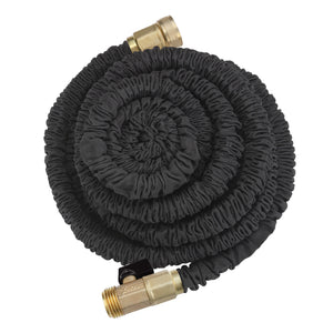 Garden Water Hose Expandable Retractable Flexible Best Easy Use 100 foot
