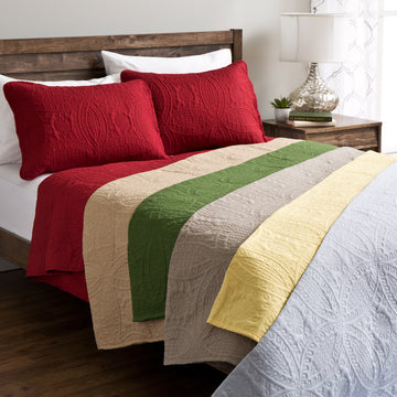 bedroom quilt bedspread sham home decor furnishings