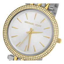 Michael Kors Women's Darci Two-Tone Quartz & Crystal Glitz Bracelet Watch MK3215 - FruitPaunch Gifts