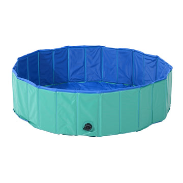 foldable dog pet swimming pool pvc puppy fun