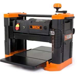 "Thickness Planer WEN 12.5"" Benchtop w/Granite Table Depth Adjust Tools Incl 2 Blades - FruitPaunch Gifts"