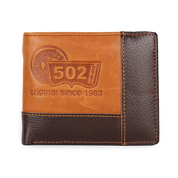 leather wallets for men credit card coins small