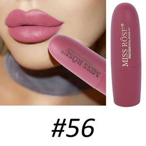 Lipstick Waterproof In 10 Beautiful Red & Brown Colors - Long-Lasting Matte Finish