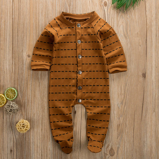 Xander Romper - Abby Apples Boutique
