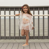 Bathing Suit with Lace Cover up - Abby Apples Boutique