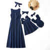 Mom & Me Sleeveless Dress Set - Abby Apples Boutique