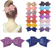 Special Occasion Glitter Bows - Abby Apples Boutique