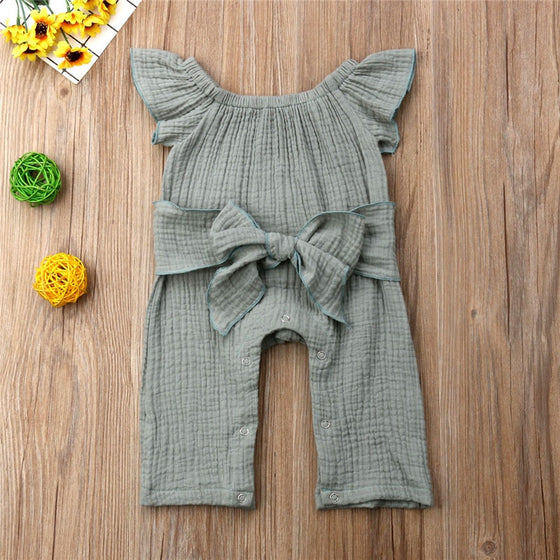 Harper Romper - Abby Apples Boutique
