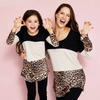 Mom & Me Leopard Lace Tunic