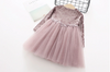 Rosalie Velvet Tutu Dress