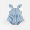 Mommy & Me Front Button Tank Dress